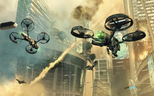 《使命召唤9:黑色行动2》最新画面