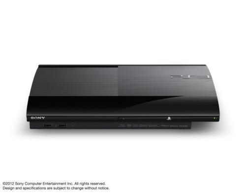 索尼新PS3官方设定图