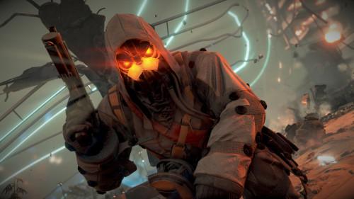 PS4大作《杀戮地带:暗影坠落》最新游戏画面