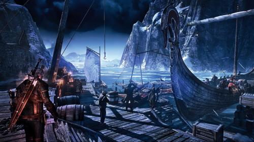 《巫师3》最新截图
