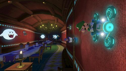 《马里奥赛车8》首批游戏截图