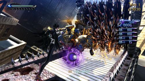 《猎天使魔女2》最新游戏截图