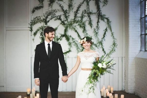 别致现代婚礼创造难忘最美回忆