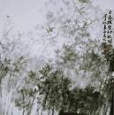 《自看疏密种秋烟》96cmx96cm获第四届西部大地情优秀奖
