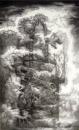 背影――北方冬之幻象 200cm×120cm 2003年 纪连彬
