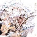 播种的季节 1998年 纸本 68cmx68cm 纪连彬