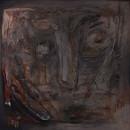 1988年 《生命系列之八》 油画 131x131cm