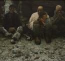 1982年《涛声》油画 150x140cm