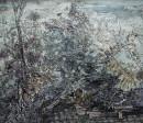 树与鸟NO22009年(160cm×185cm)
