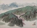 满春天山-46x36-1978年