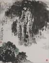 天山小景(一)-35x45-1979