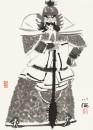 傅小石-霹雳火秦明