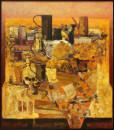 无题 黄阿忠 2009年布面油画