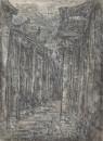 紫阳之八 193×140cm 2000年(中国美术馆藏)