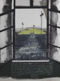 张晓刚作品赏析:《绿墙-窗外》