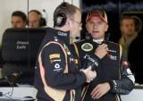 图文-F1美国站周五练习赛 科瓦莱宁回到赛场