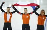 速滑男团追逐赛荷兰摘金