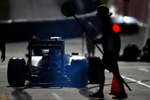图文-F1美国站周五首次练习 威廉姆斯车队纳斯尔