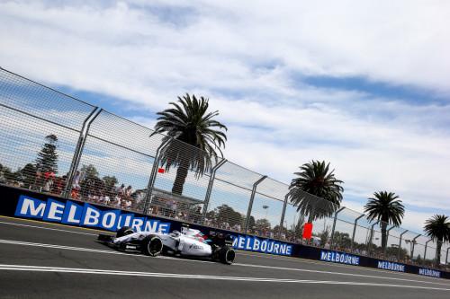 图文-F1澳洲站第3次练习赛 威廉姆斯车队博塔斯