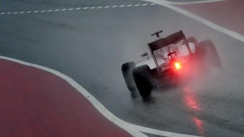 图文-F1美国站排位赛 威廉姆斯车队博塔斯