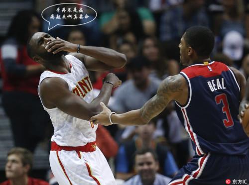 图文-NBA周周�宓�49期 牙疼不是病