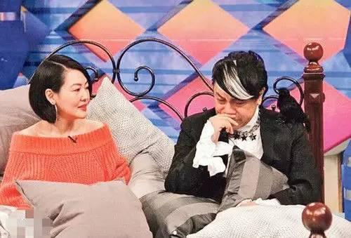 小S与蔡康永