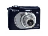 索尼DSC-W12 相机外观