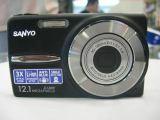 三洋 VPC-X1200 相机外观