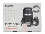 佳能500D 相机包装