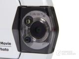 卡西欧TR100 相机细节
