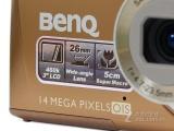 明基S1430 相机细节