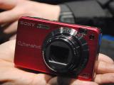 索尼W170 相机外观