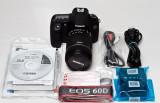 佳能60D 相机配件