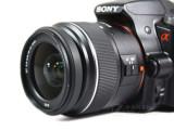 索尼α55 相机细节