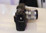 奥林巴斯E-P5套机(17mm) 相机外观