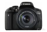 佳能750D 相机细节