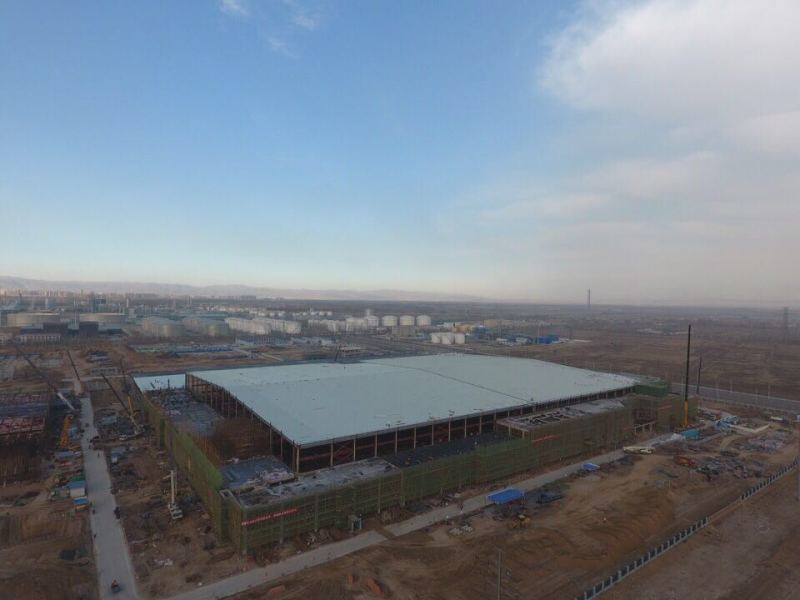 1-4月份内蒙古新开复工亿元以上工业项目784项