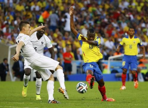 [E组末轮]法国0-0厄瓜多尔