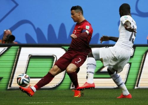 高清图-[G组末轮]葡萄牙2-1加纳