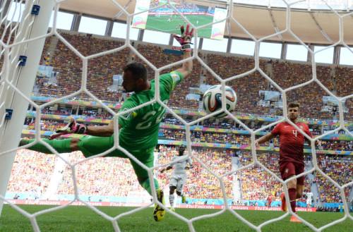高清图-第132球:吉安率加纳绝地反击