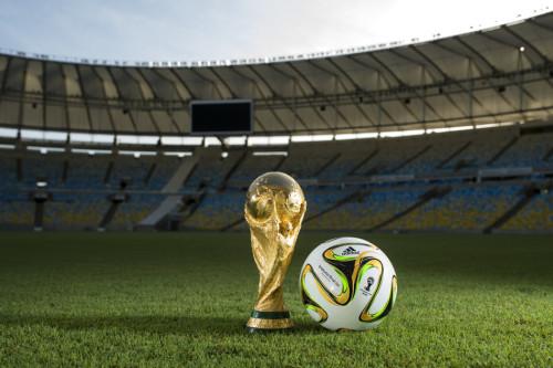 高清图-2014世界杯决赛用球公布