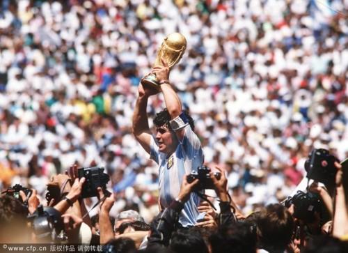 高清图-世界杯德国和阿根廷的交战史