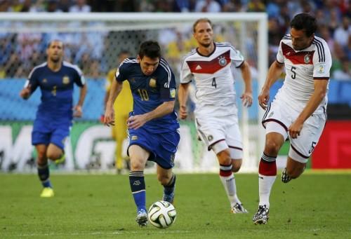 高清图-[世界杯决赛]德国1-0阿根廷