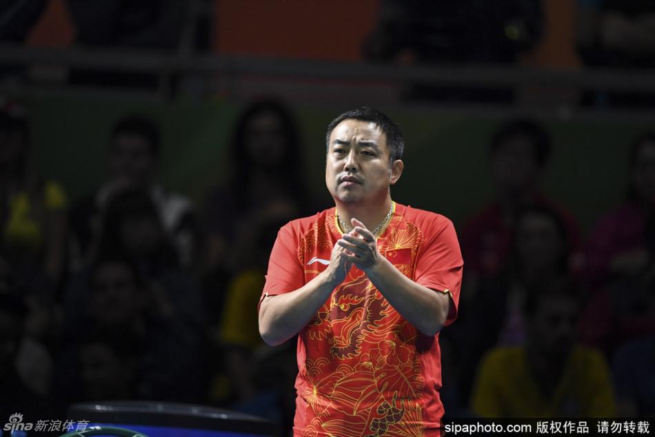 刘国梁被台湾网友认作官员