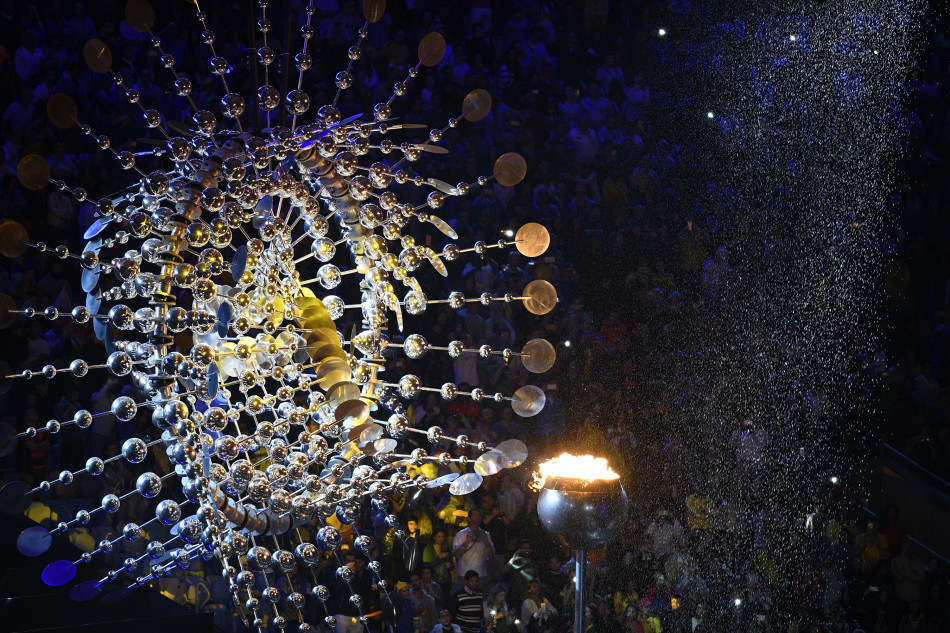 闭幕式侧记:桑巴热情燃全球 奥运精神永传承