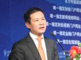 特步(中国)主席兼行政总裁丁水波演讲