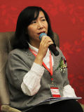 上海浦发银行资产托管部总经理助理刘梅