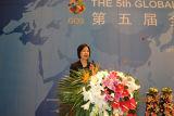 中国服务外包研究中心主任骞芳丽