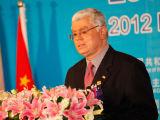 马来西亚东海岸特区理事会CEO约翰