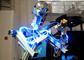 解魔方最快的机器人
